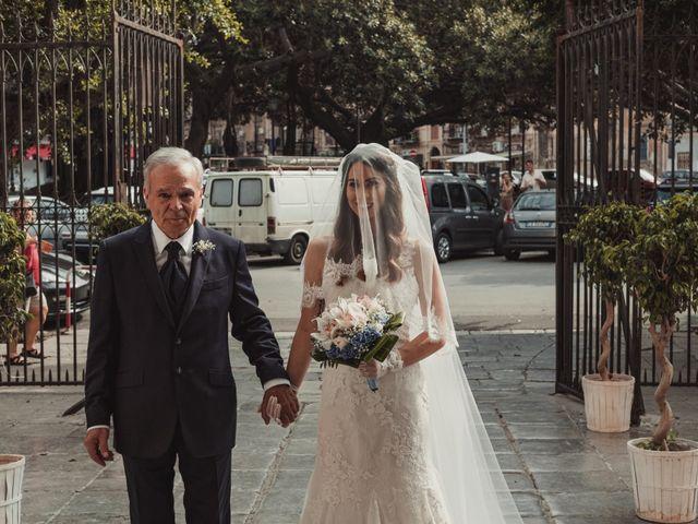 Il matrimonio di Floriana e Salvo a Palermo, Palermo 16