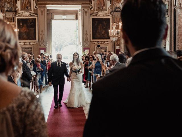 Il matrimonio di Floriana e Salvo a Palermo, Palermo 17
