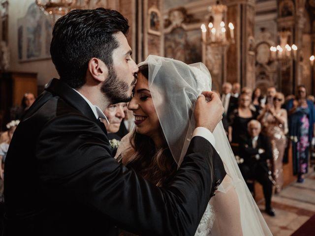 Il matrimonio di Floriana e Salvo a Palermo, Palermo 18