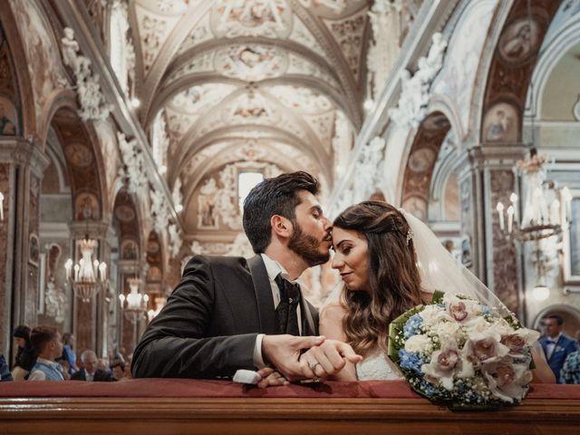 Il matrimonio di Floriana e Salvo a Palermo, Palermo 21