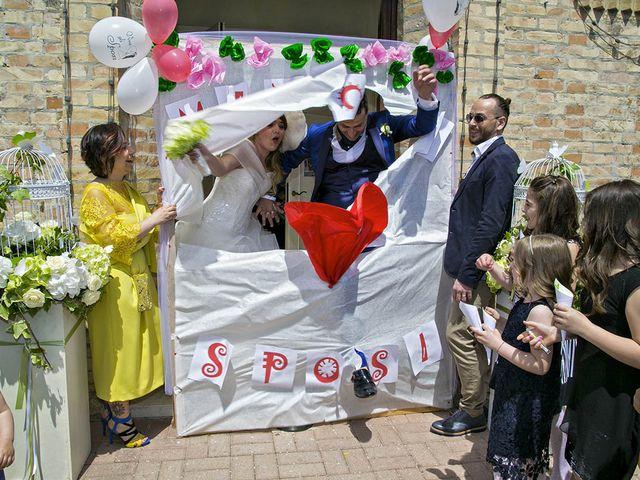 Il matrimonio di Devid e Eleonora a Fermo, Fermo 34