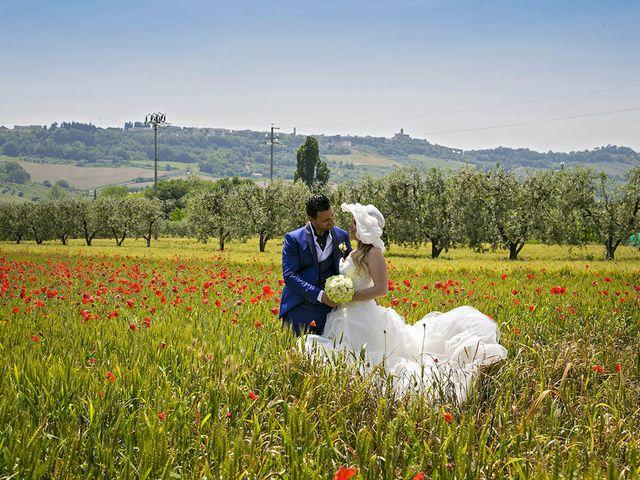 Il matrimonio di Devid e Eleonora a Fermo, Fermo 1