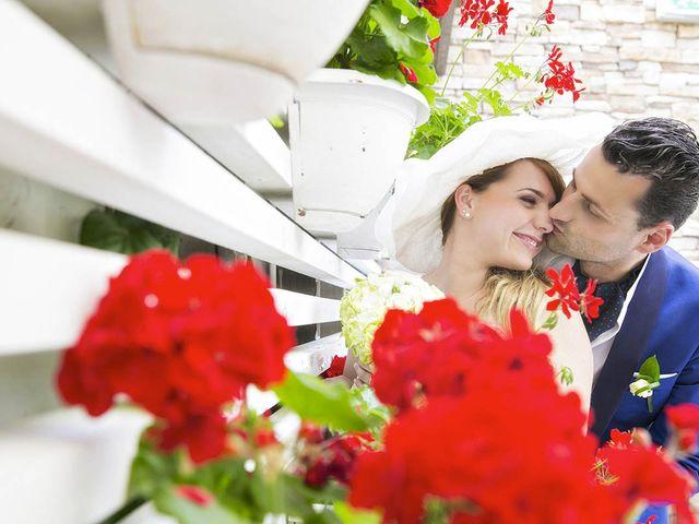 Il matrimonio di Devid e Eleonora a Fermo, Fermo 40