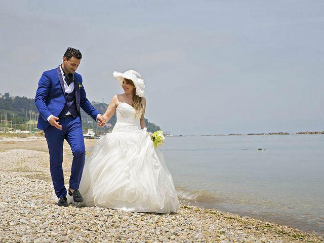 Il matrimonio di Devid e Eleonora a Fermo, Fermo 42