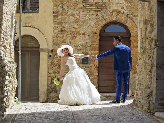 Il matrimonio di Devid e Eleonora a Fermo, Fermo 50