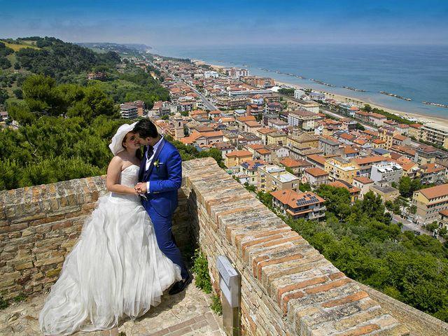 Il matrimonio di Devid e Eleonora a Fermo, Fermo 51