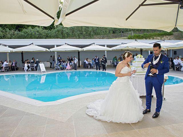 Il matrimonio di Devid e Eleonora a Fermo, Fermo 63