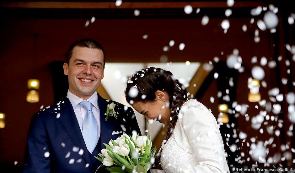 Il matrimonio di Dario e Stefania a Milano, Milano