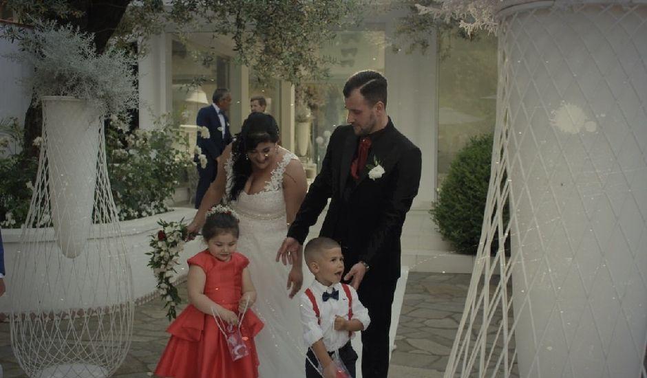 Il matrimonio di Ester  e Marcello  a Pimonte, Napoli