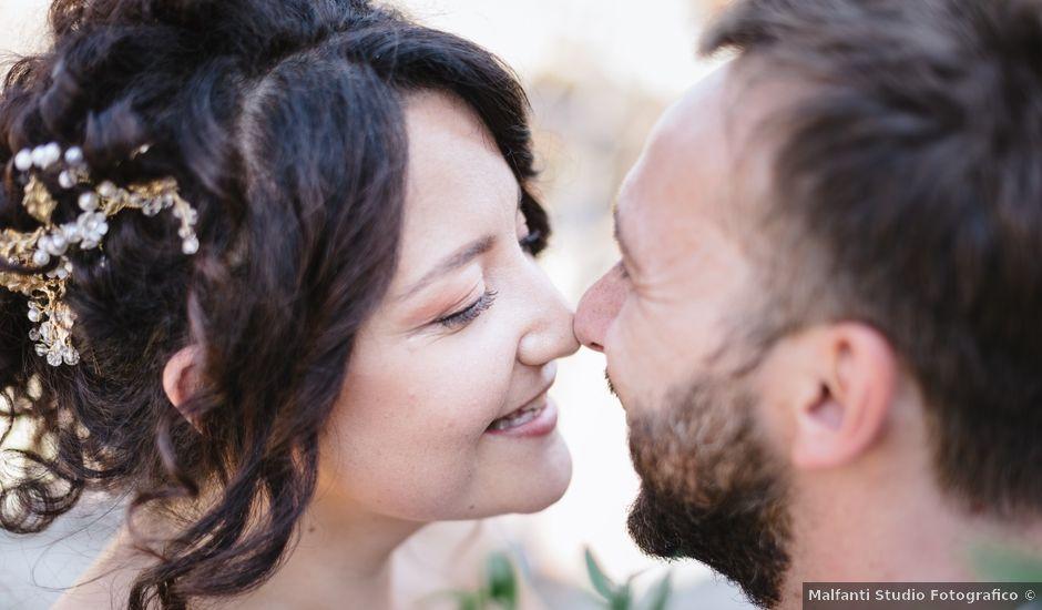 Il matrimonio di Marco e Maria a Squillace, Catanzaro