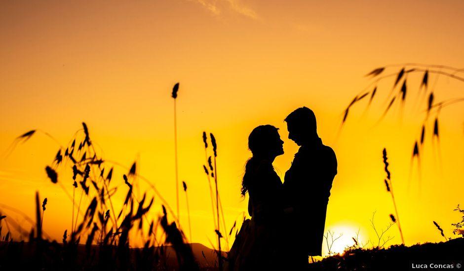 Il matrimonio di Fabrizio e Fabiana a Orvieto, Terni