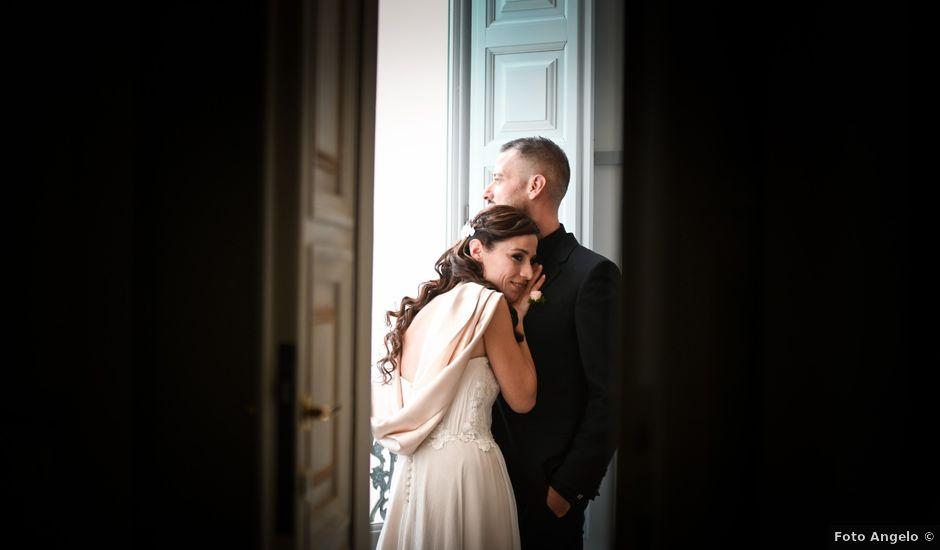 Il matrimonio di Marco e Manola a Roseto degli Abruzzi, Teramo