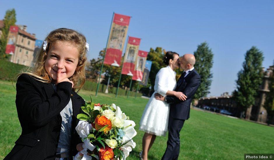 Il matrimonio di Simone e Roberta a Torino, Torino