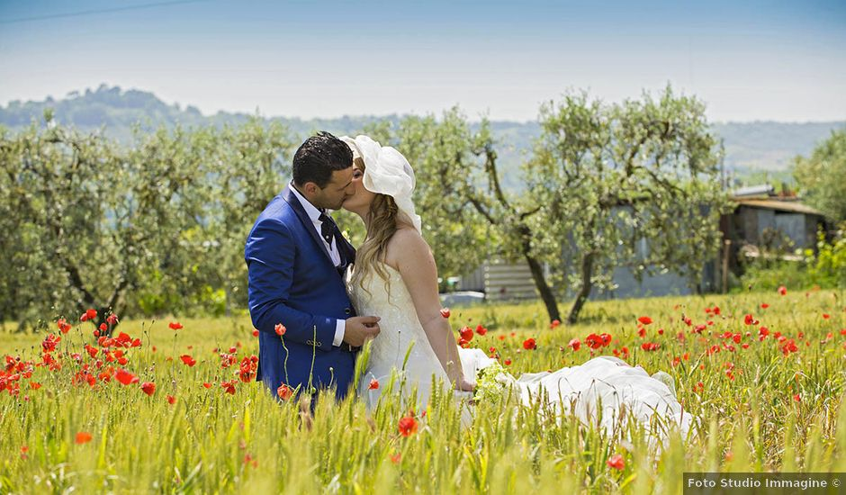 Il matrimonio di Devid e Eleonora a Fermo, Fermo