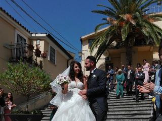 Le nozze di Vanessa  e Antonio 1