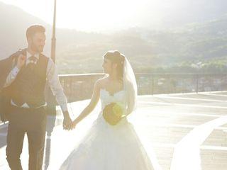 Le nozze di Orizia e Michael