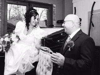 Le nozze di Karelys e Carlo