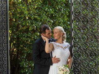 le nozze di Irina e Dino 1