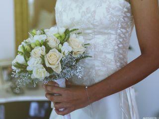 Le nozze di Estela e Antonello 1