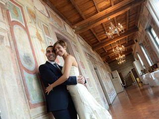 Le nozze di Estela e Antonello
