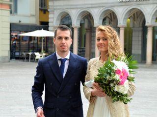 Le nozze di Dana e Riccardo
