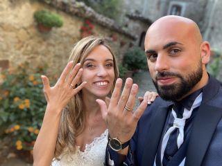 Le nozze di Jaqueline  e Bruno