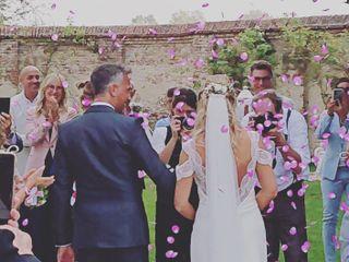 Le nozze di Giovanna e Gaetano 1