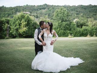 Le nozze di Marcella e Daniele