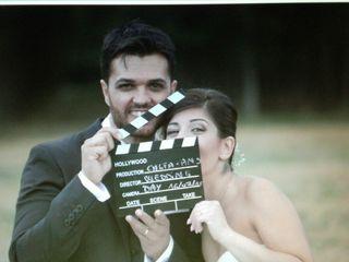 Le nozze di Mariafranscesca e Fabio