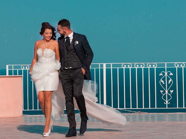 le nozze di Vanessa  e Antonio