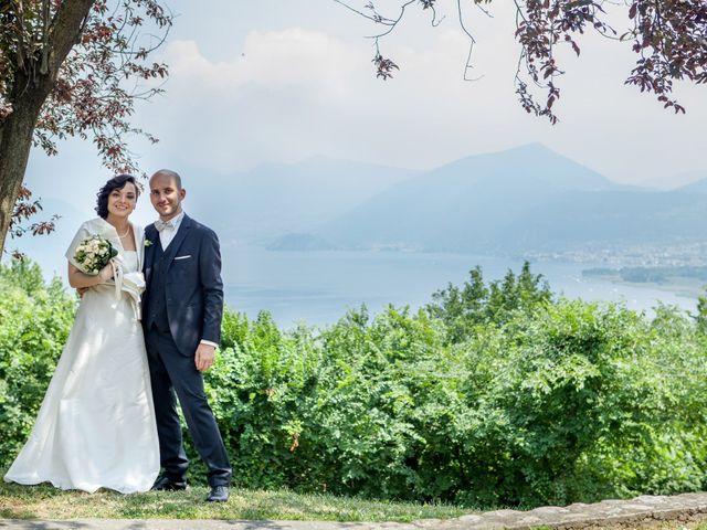 Il matrimonio di Maurizio e Arianna a Iseo, Brescia 8