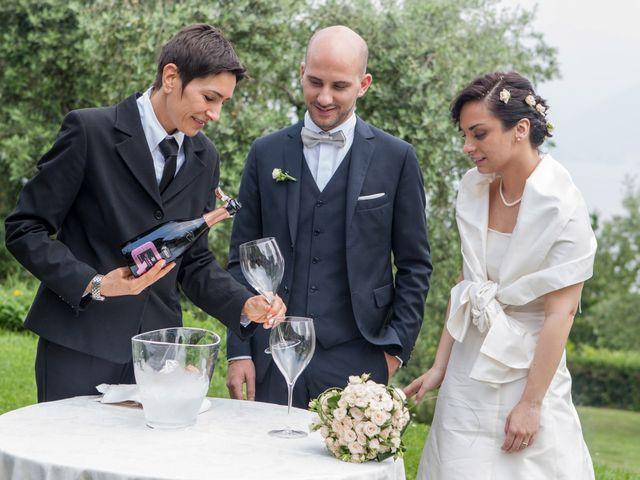 Il matrimonio di Maurizio e Arianna a Iseo, Brescia 25