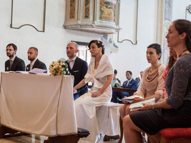 Il matrimonio di Maurizio e Arianna a Iseo, Brescia 28