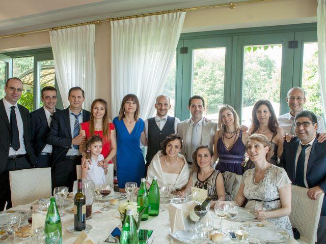 Il matrimonio di Maurizio e Arianna a Iseo, Brescia 38