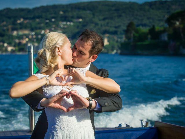 Le nozze di Irina e Dino