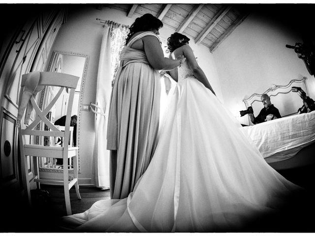 Il matrimonio di Federico e Marija a Padenghe sul Garda, Brescia 30