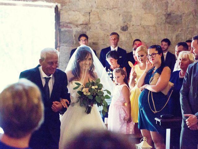 Il matrimonio di Federico e Marija a Padenghe sul Garda, Brescia 36