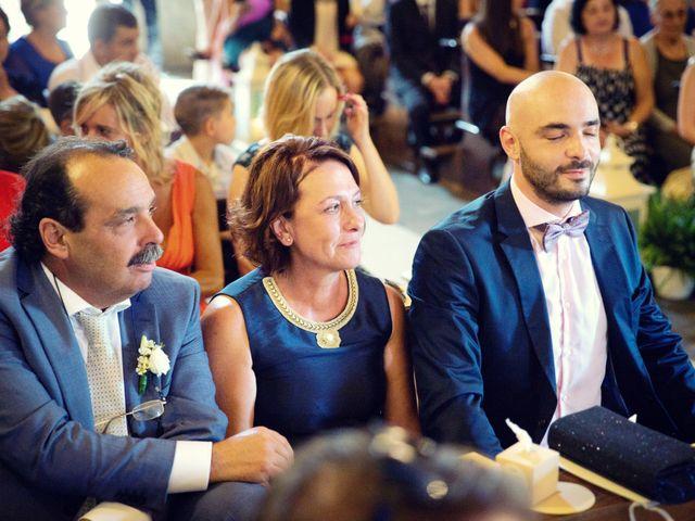 Il matrimonio di Federico e Marija a Padenghe sul Garda, Brescia 50