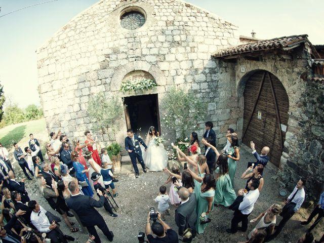 Il matrimonio di Federico e Marija a Padenghe sul Garda, Brescia 55