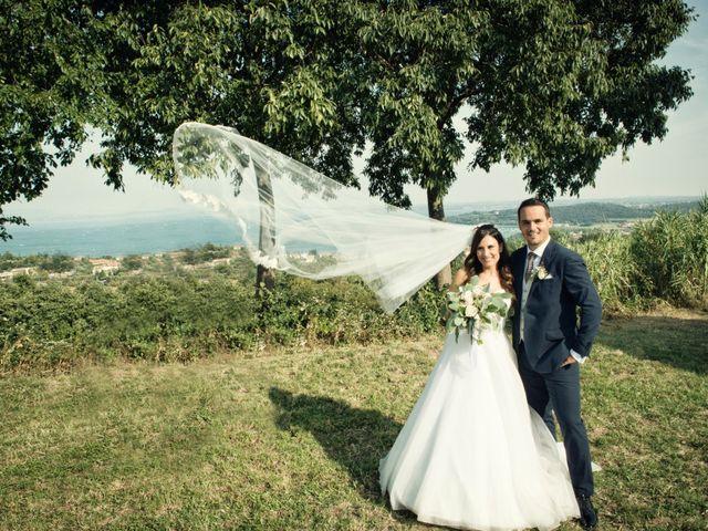 Il matrimonio di Federico e Marija a Padenghe sul Garda, Brescia 61