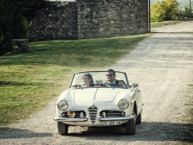 Il matrimonio di Federico e Marija a Padenghe sul Garda, Brescia 64