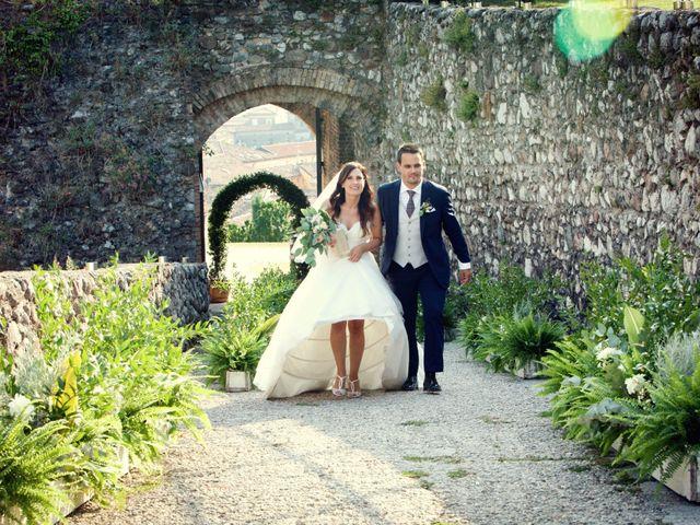 le nozze di Marija e Federico