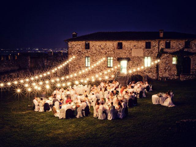 Il matrimonio di Federico e Marija a Padenghe sul Garda, Brescia 83