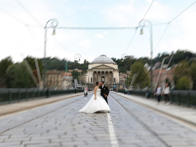Il matrimonio di Michele e Liliana a Torino, Torino 17