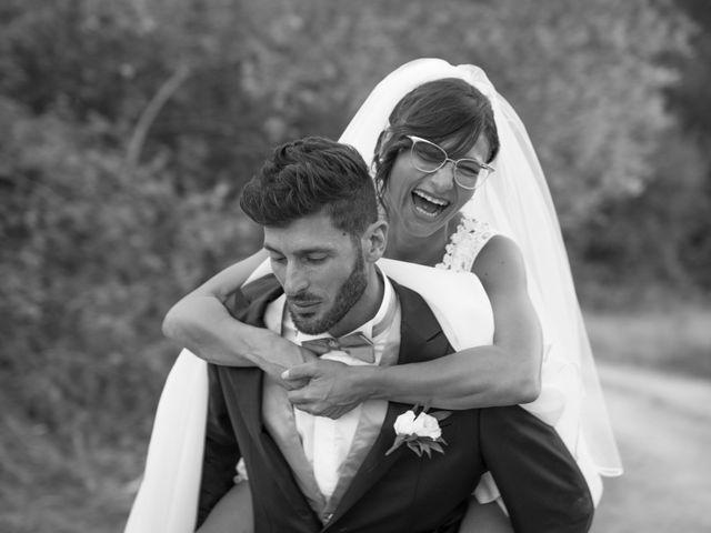 Le nozze di Martina e Danilo