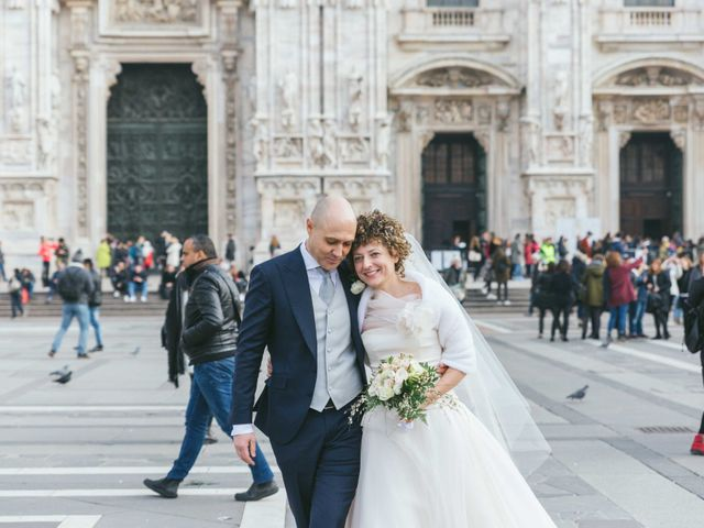 Il matrimonio di Marco e Simona a Milano, Milano 1