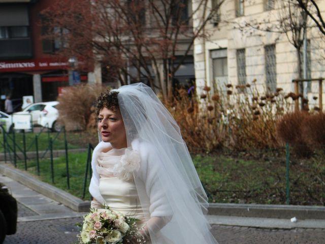 Il matrimonio di Marco e Simona a Milano, Milano 6