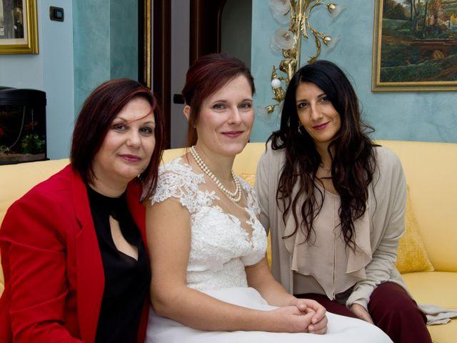 Il matrimonio di Alessandro e Alice a Moscazzano, Cremona 5