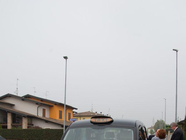 Il matrimonio di Alessandro e Alice a Moscazzano, Cremona 7