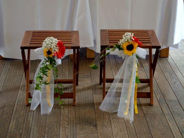 Il matrimonio di Alessandro e Alice a Moscazzano, Cremona 16